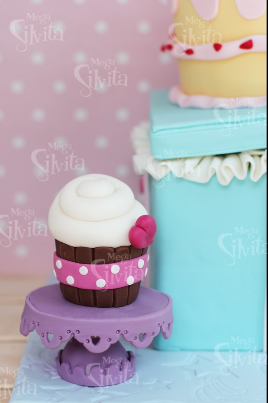 Tarta Para Los Cursos: Bake My Cake