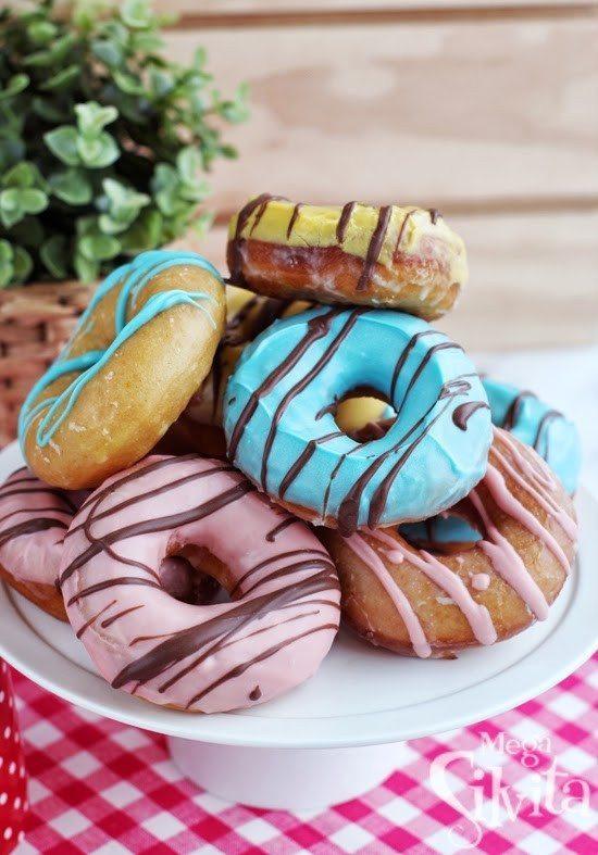 donuts americanos