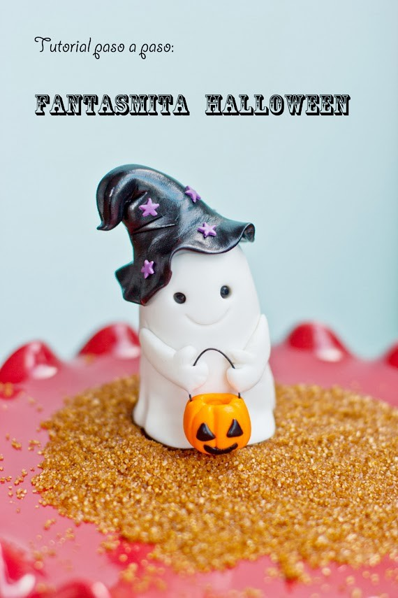Video Tutorial: Fantasmita Halloween