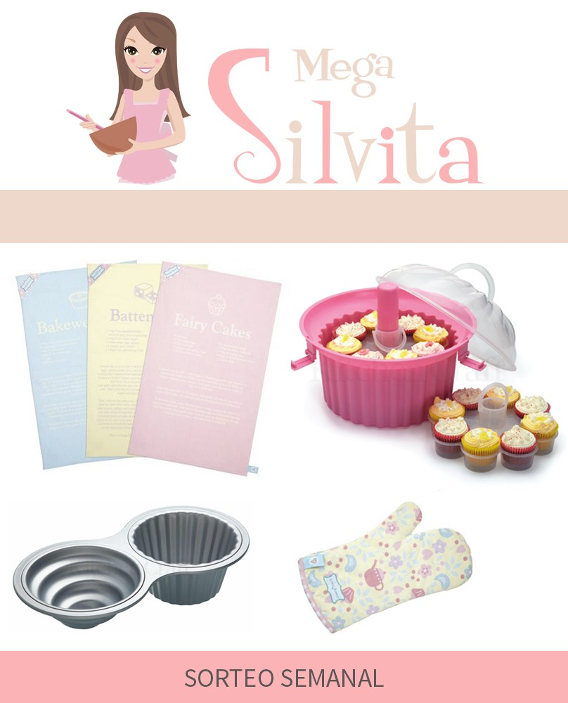 Sorteo Kitchen Craft Colección Sweet Does It