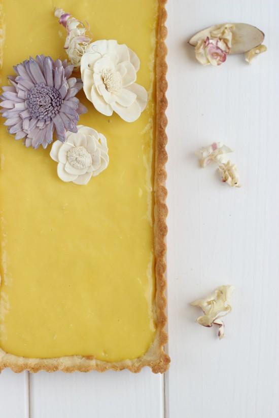 Postres De Verano: Tarta De Mango Curd