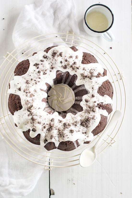 Bundt cake oreo1