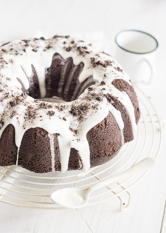 bundt cake oreo4