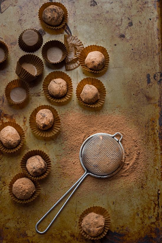 Trufas De Chocolate 1