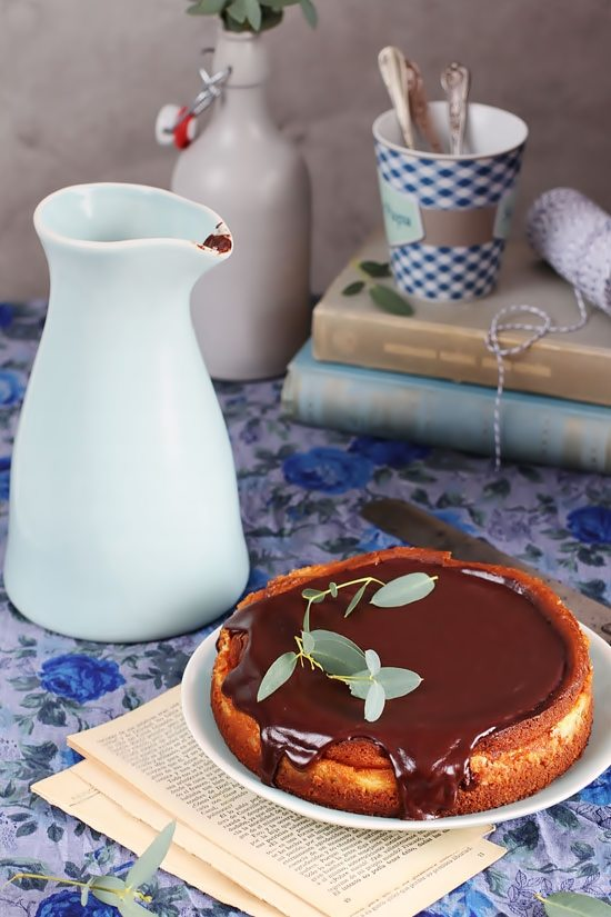 Boston Cream Cheesecake5