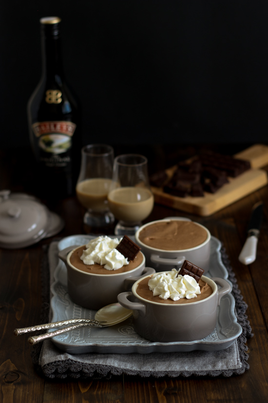 Mousse Chocolate Y Baileys 2