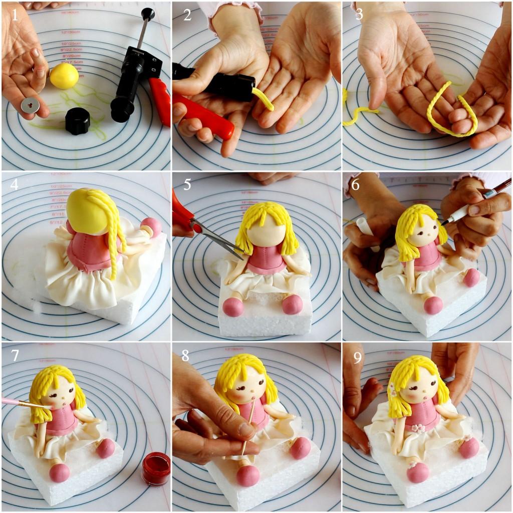 Muñeca de azucar 6