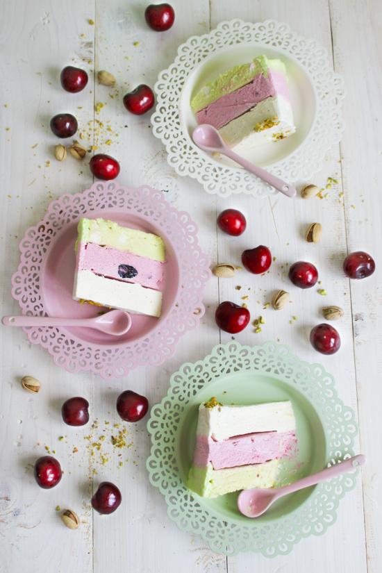 Spumoni cake 4