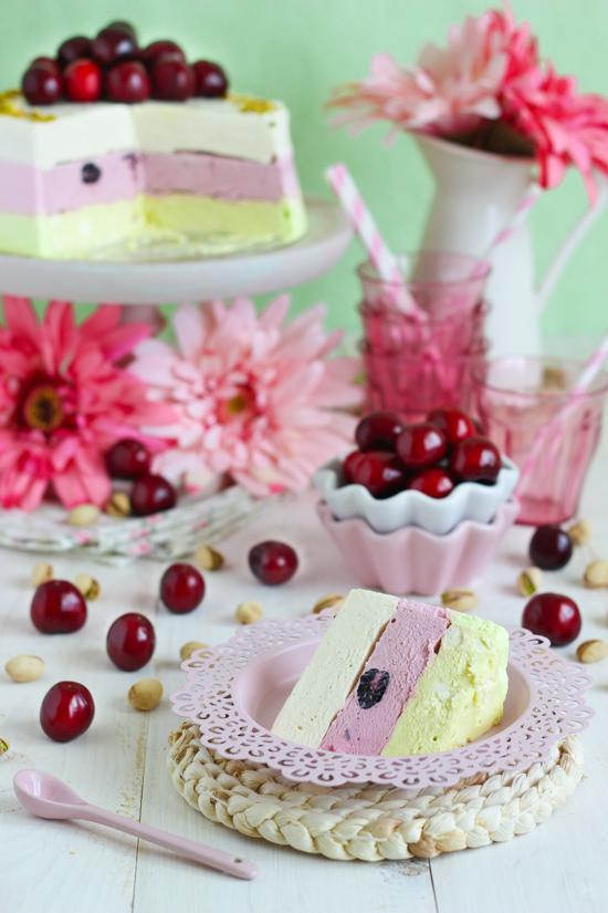 Spumoni cake 5