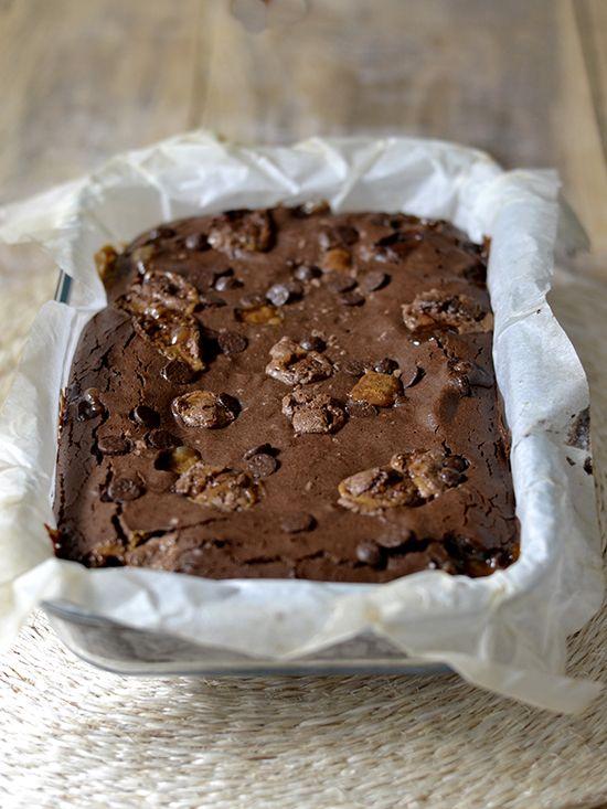 brownie de mars paso a paso (4)