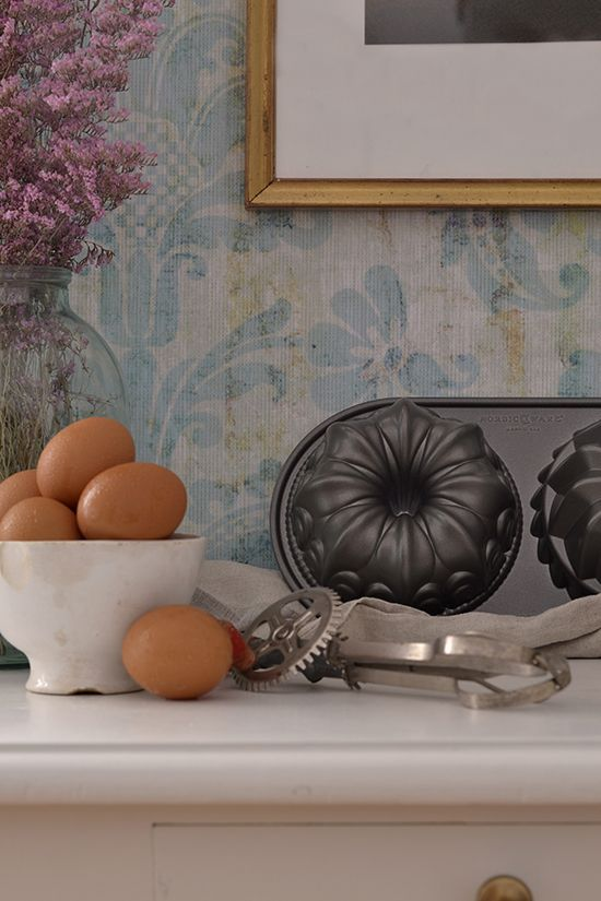 8 recetas de bizcochos irresistibles