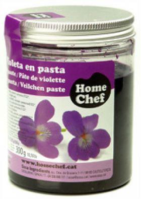 Pasta De Violetas Home Chef