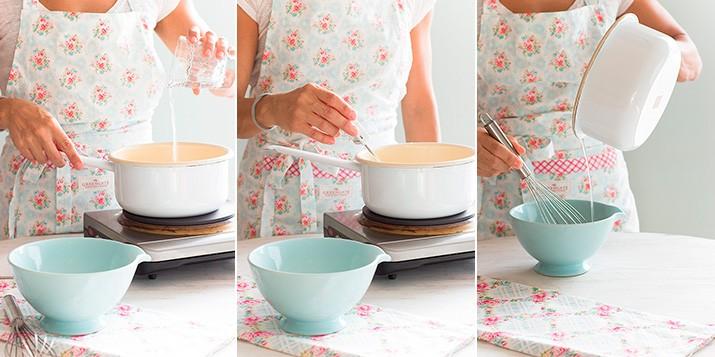 Como hacer rosquillas de yema paso a paso