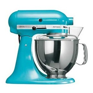 Kitchen Aid Artisan Azul