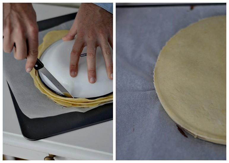 pan de nutella paso a paso 6
