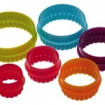 Pack 6 Cortantes Redondos Con Ondas Kitchen Craft