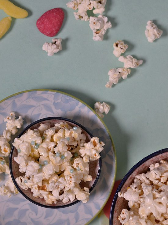 Como preparar palomitas caseras