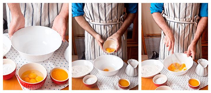 Como hacer crepres dulces