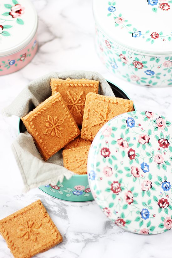 Galletas Shortbread 5