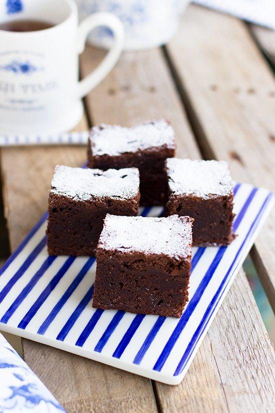 Como hacer un brownie perfecto