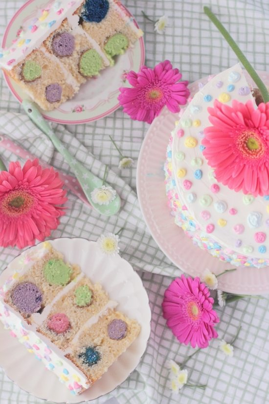Tarta Cake Pops 3 Cookcakesdeainhoa