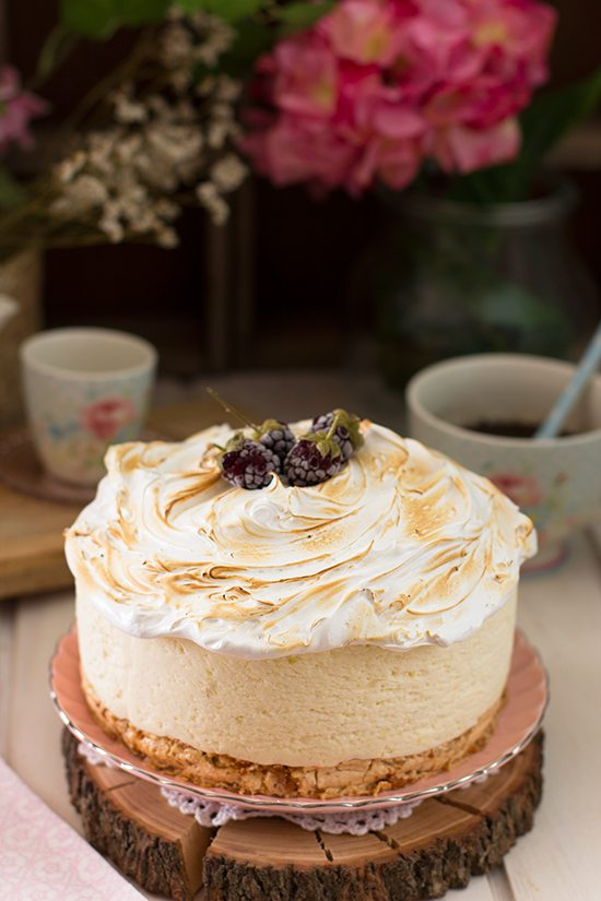 Tarta De Limon Y Merengue 2