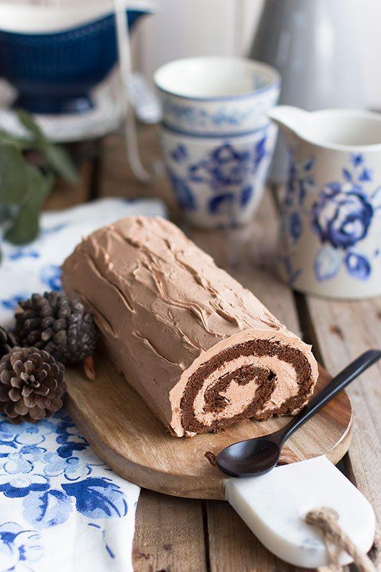 Brazo Gitano De Nutella 2