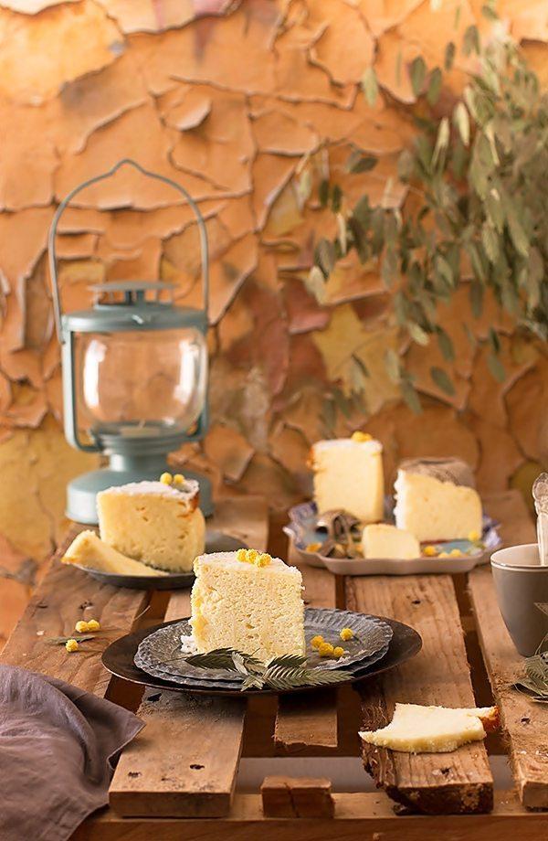 Cheesecake Japonés Básico