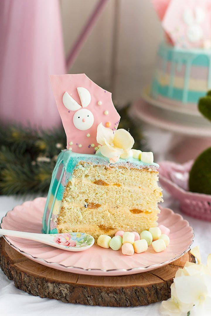 Tarta Mona de Pascua