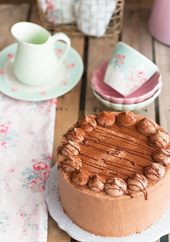Tarta De Nutella Y Chocolate {La Mejor Tarta Del Mundo}