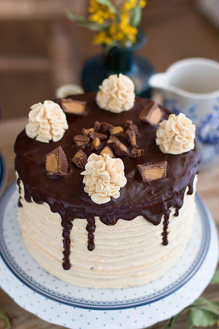 Tarta-de-chocolate-y-mantequilla-de-cacahuete-3
