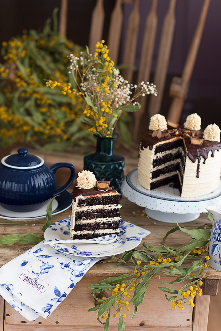 Tarta-de-chocolate-y-mantequilla-de-cacahuete-4