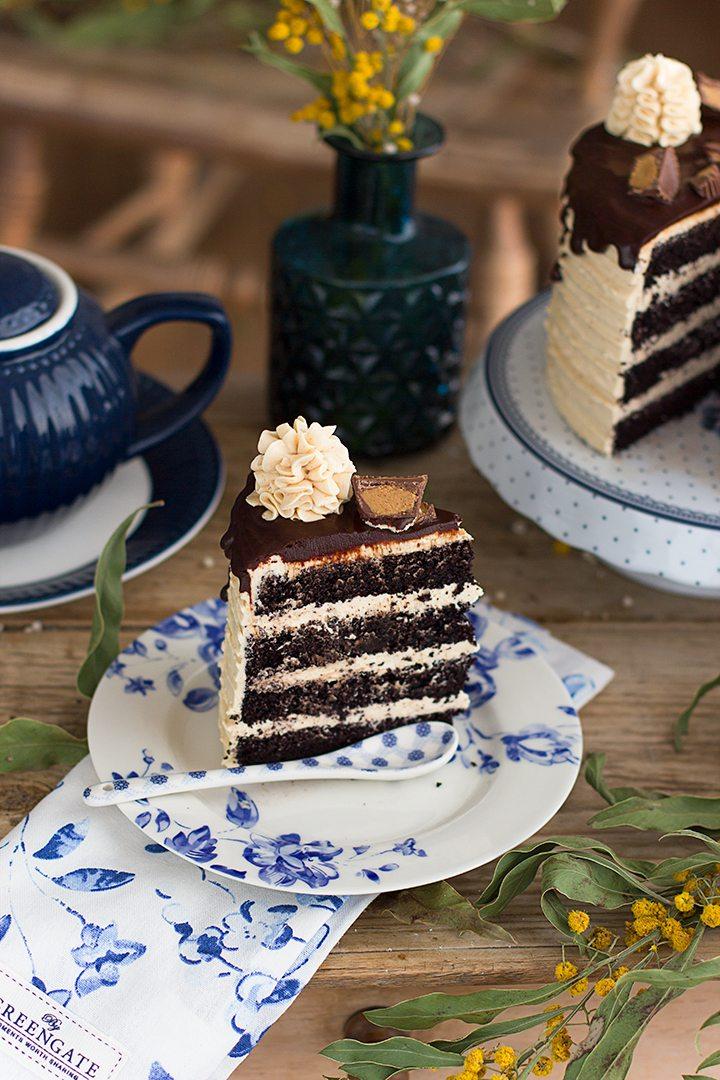 Tarta-de-chocolate-y-mantequilla-de-cacahuete-5