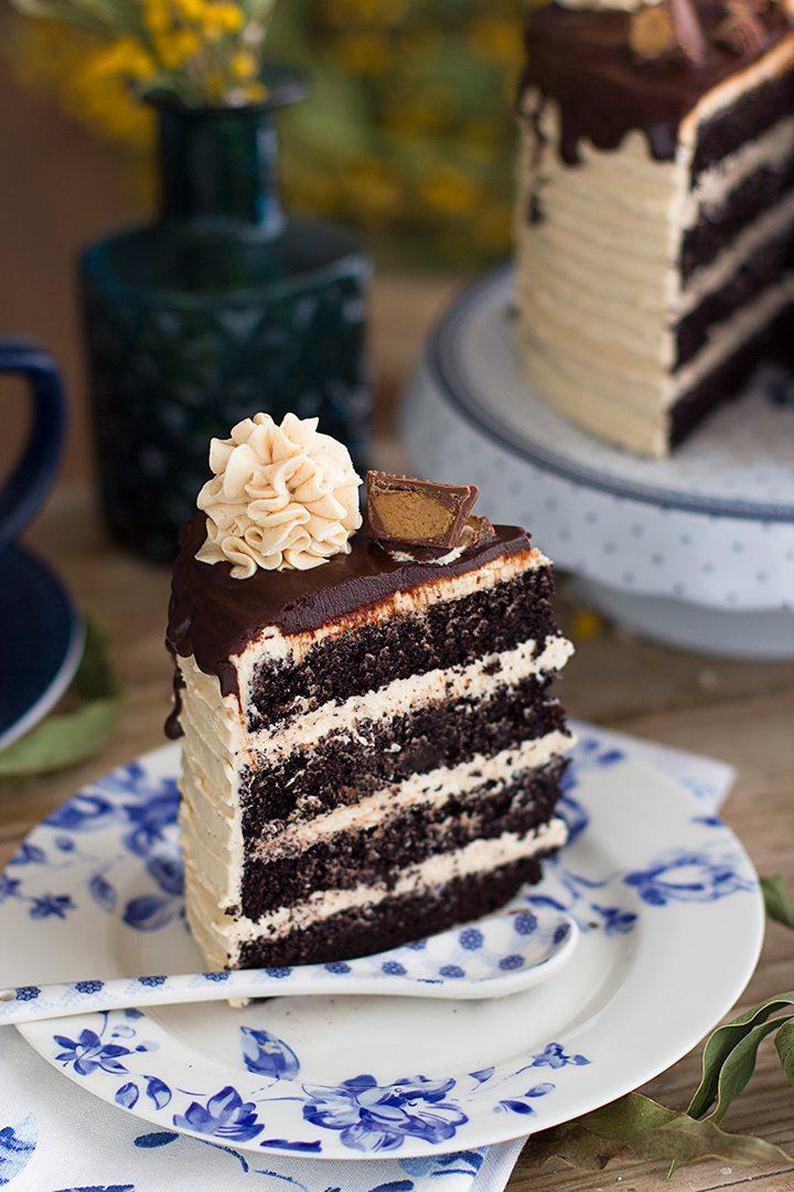 Tarta-de-chocolate-y-mantequilla-de-cacahuete-7