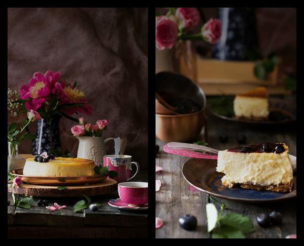 como preparar la tarta de queso perfecta 11
