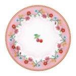Plato De Ceramica 17 Cm Cherry Rose Pip Studio