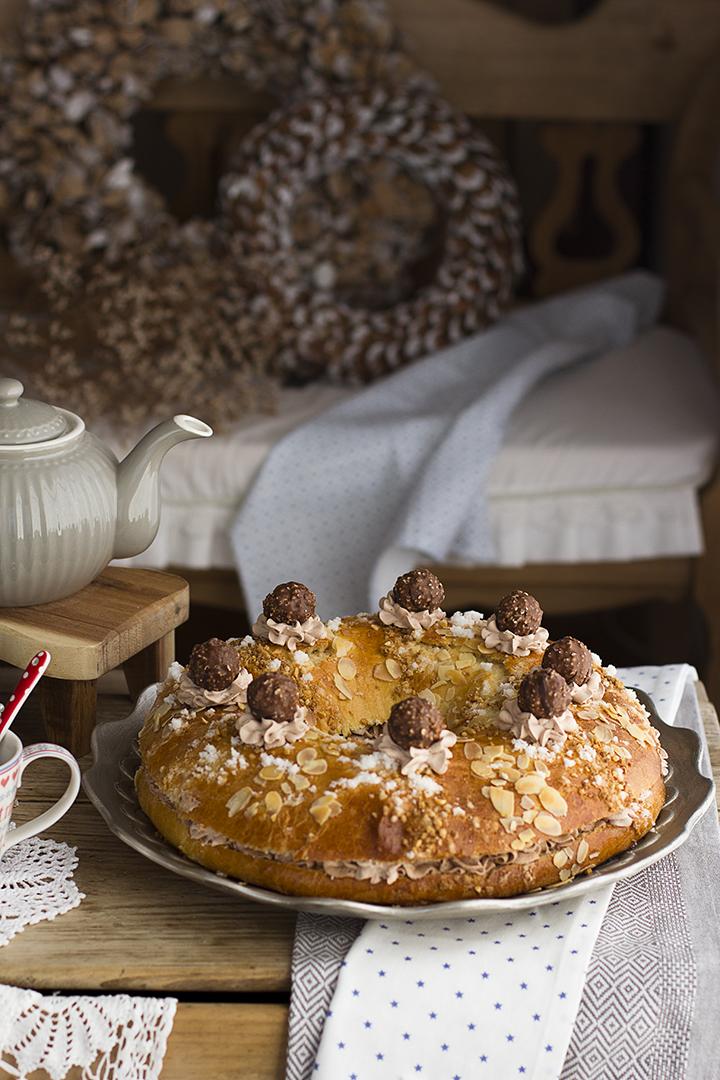 Roscon De Reyes Ferrero Rocher 2