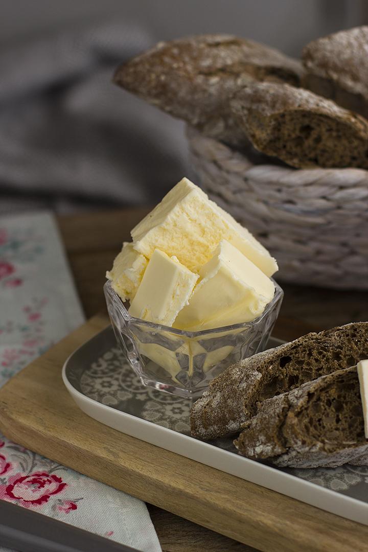 Se puede sustituir mantequilla por aceite