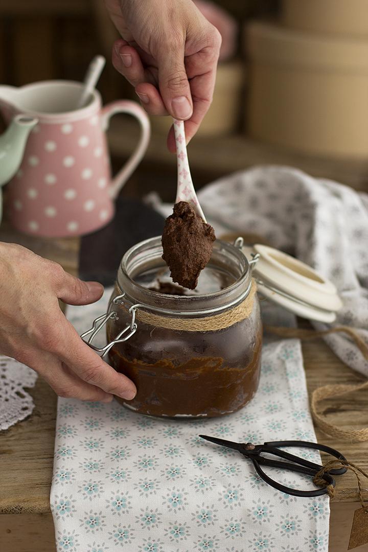 Como hacer Nutella casera y saludable