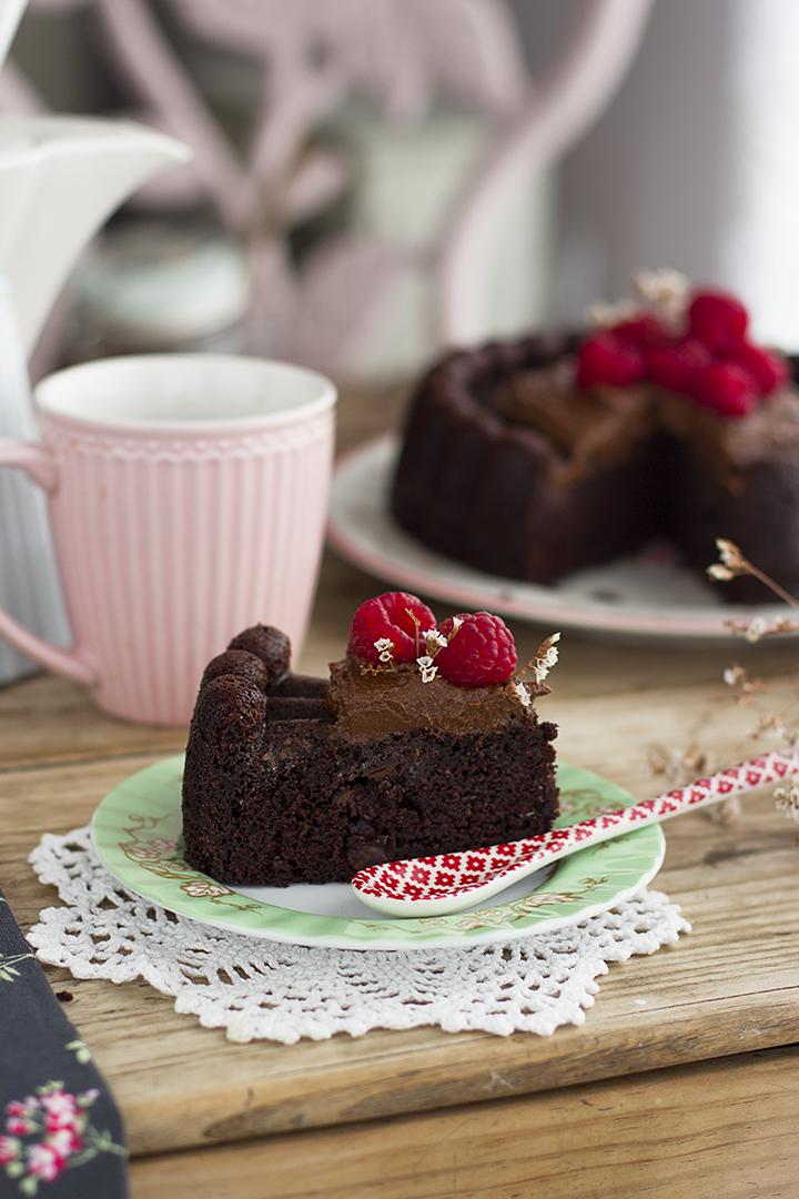Pastel de Chocolate de Linda Lomelino