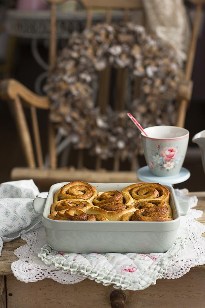 La mejor receta de Cinnamon Rolls Receta Definitiva