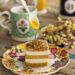 Cuadraditos De Carrot Cake Healthy
