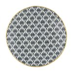 Plato De Ceramica Victoria Dakr Green Gate
