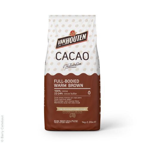 Cacao En Polvo Van Houten