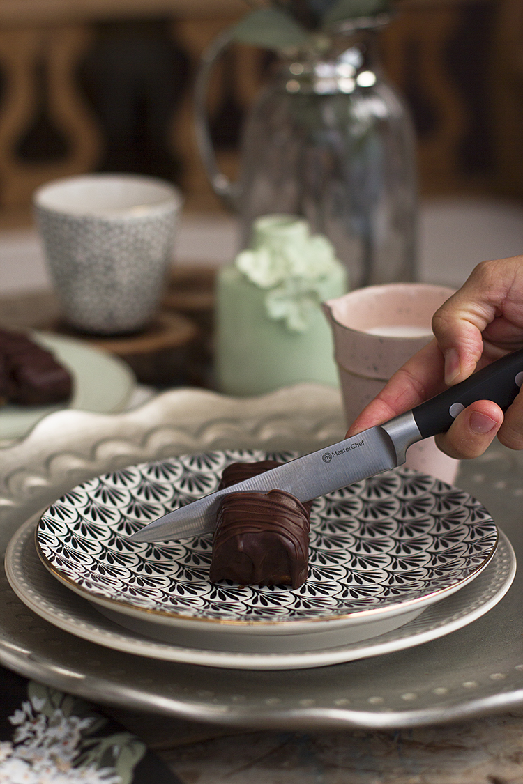 Chocolatinas Snickers Saludables en solo 10 minutos