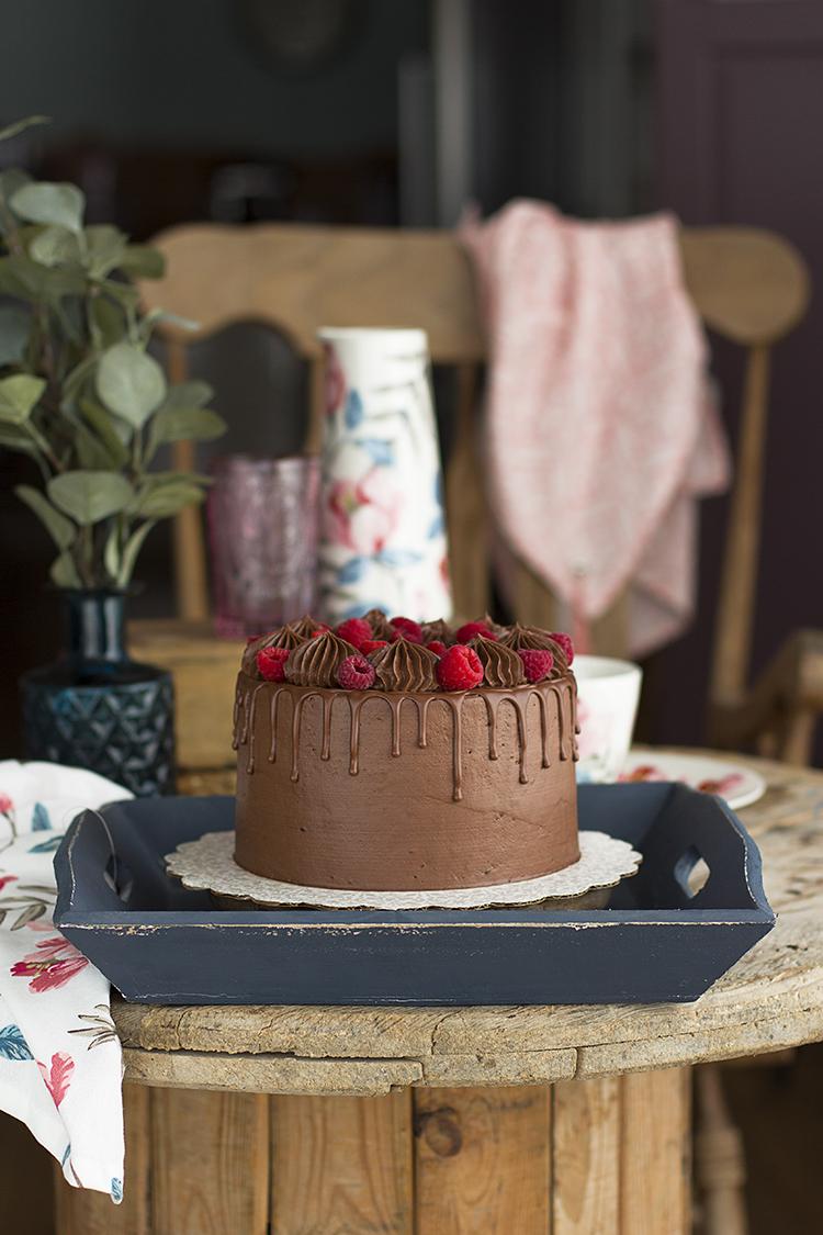 Tarta Muerte por Chocolate La mejor tarta de chocolate del mundo