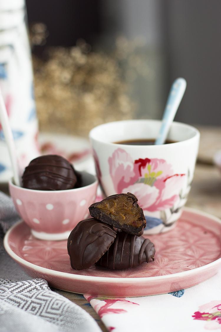Besitos De Caramelo Y Chocolate
