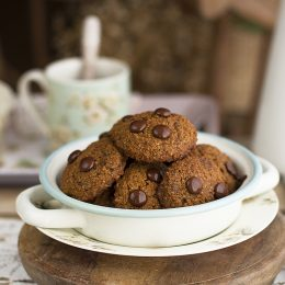 Cookies De Chocolate Saludables