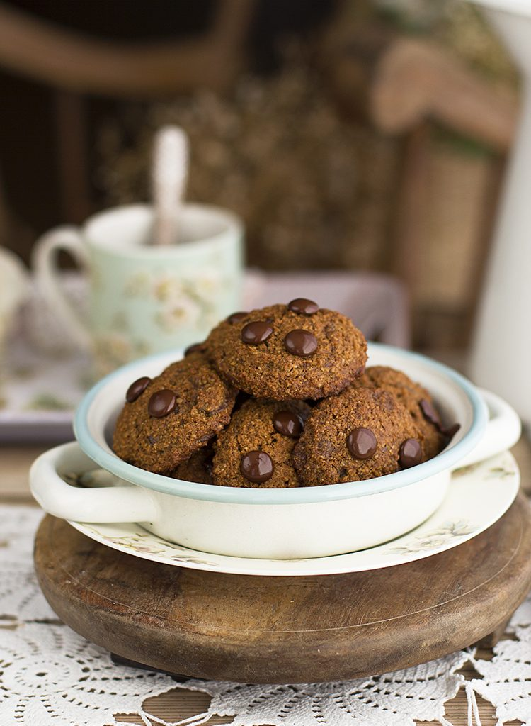Cookies De Chocolate Saludables