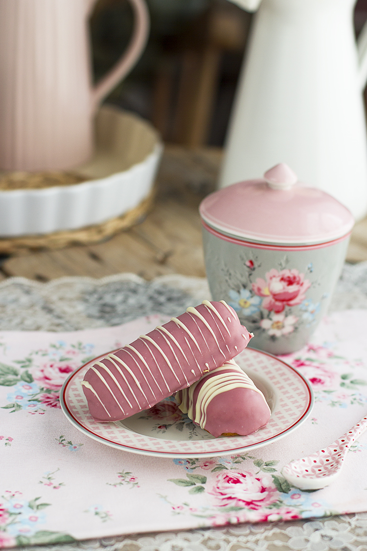 Bizcochitos de Pantera Rosa Saludables fáciles y deliciosos